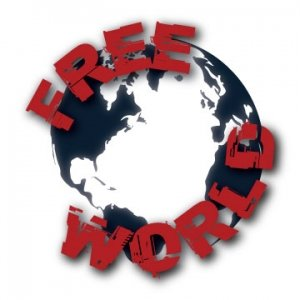 FREE WORLD LOGO